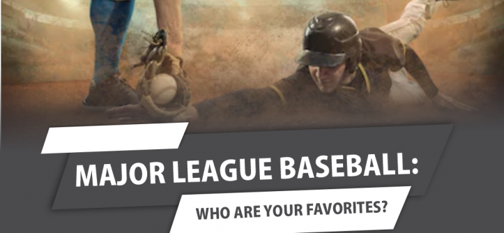 Major League Baseball: Who Are Your Favourites?