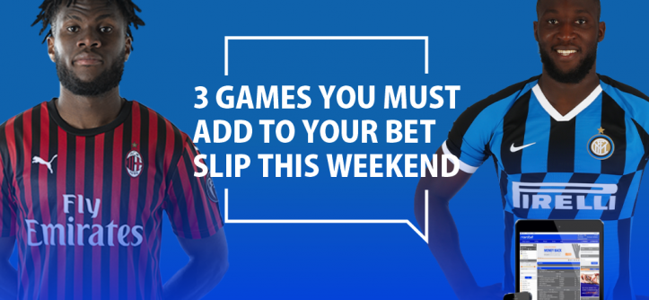 Add Games To Your Bet Slip