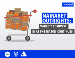 NairaBET Outrights market