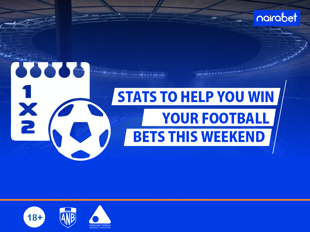 Stats to Help You Win Your Football Bets This Weekend