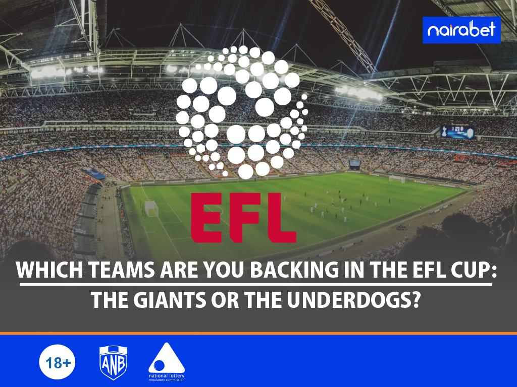 Which Teams Are You Backing in the EFL