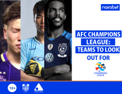 afc champions league teams