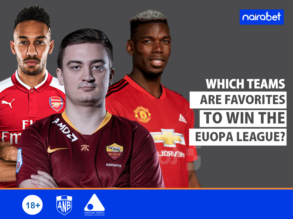 which teams are favorite to win Europa League
