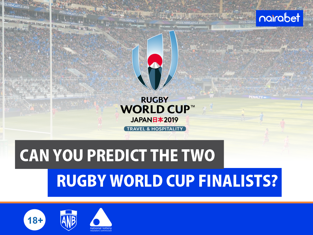 Rugby World Cup Finalists