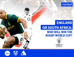England or South Africa Who Will Win the Rugby World Cup
