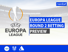Europa League Round 2 Betting Preview