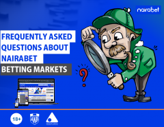 Frequently Asked Questions About NairaBET Betting Markets