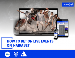 how to bet on live events