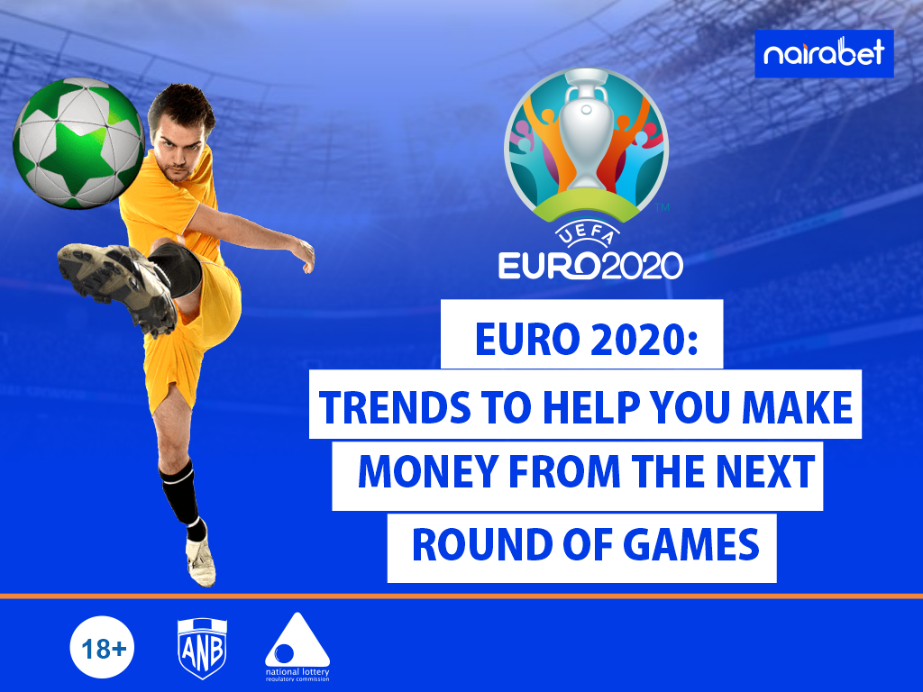 Euro 2020 Trends