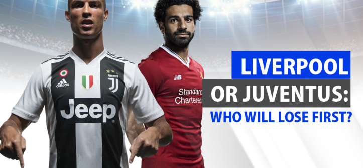 Liverpool or Juventus Who Will Lose First