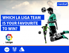 Which La Liga Team is Your Favourite to Win