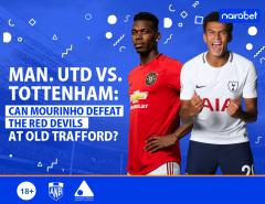 Man. Utd vs. Tottenham