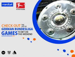 German Bundesliga Games