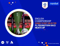 English Championship Games