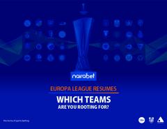 Europa League Resumes