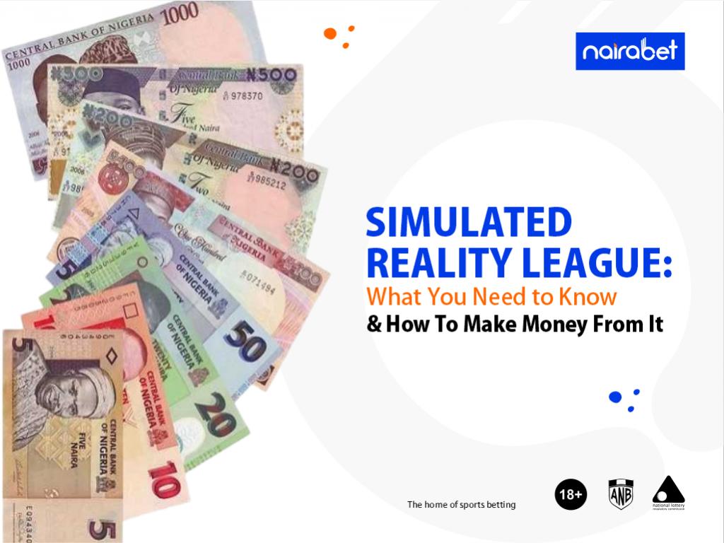simulated reality league