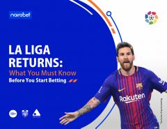 La liga returns