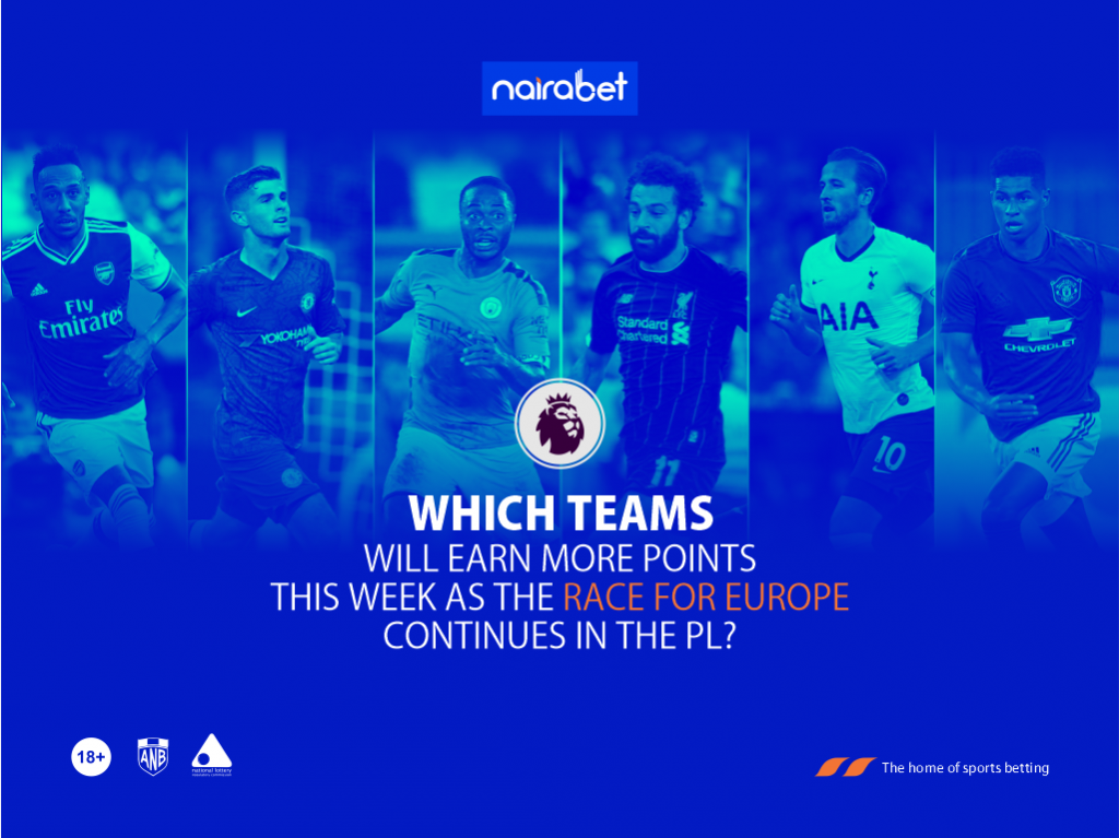 Which Teams Will Earn More Points This Week