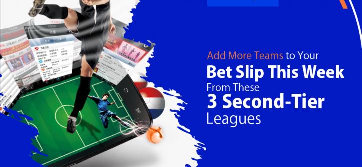 3 Second-Tier Leagues