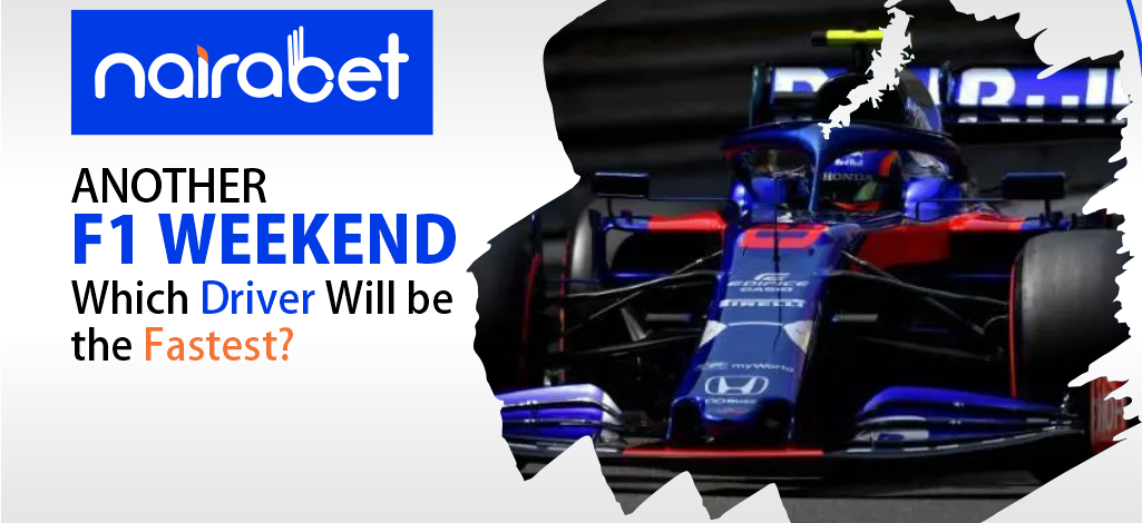 Another F1 Weekend