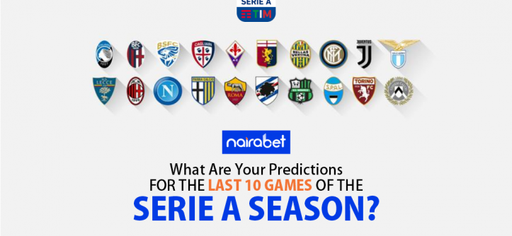 Last Serie A games