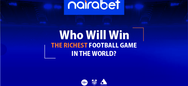 Richest Football Game in the World?