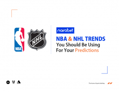 NBA and NHL Trends Predictions