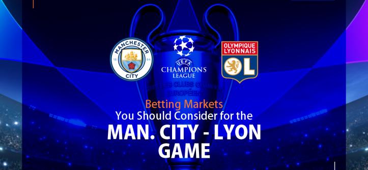 Man. City - Lyon Game