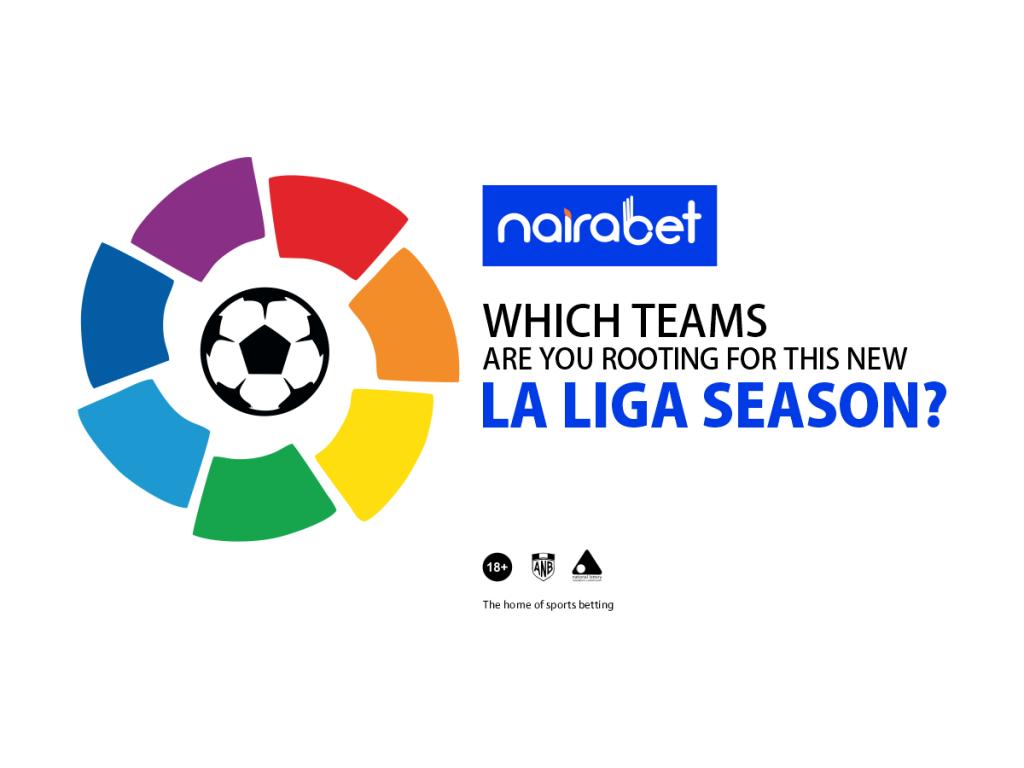 New La Liga Season
