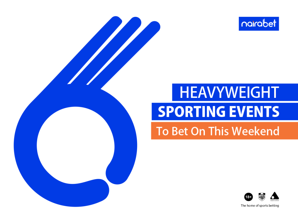 Heavyweight Sporting Events