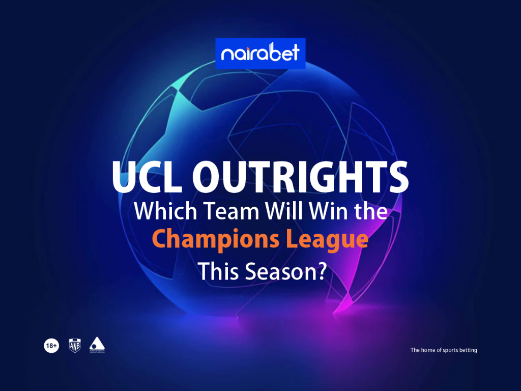 UCL Outrights