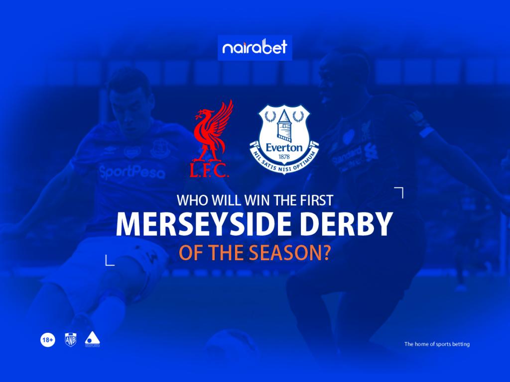 First Merseyside Derby