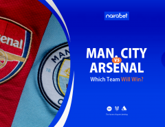 Man. City vs. Arsenal
