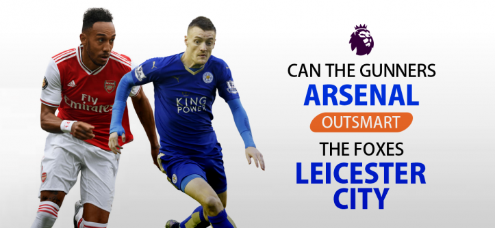 Gunners (Arsenal) Outsmart the Foxes