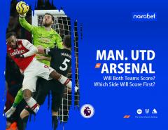 Man. Utd vs. Arsenal