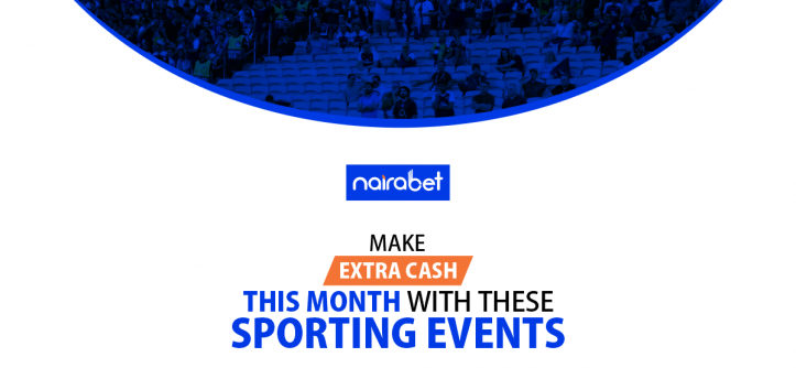 Extra cash month sporting events