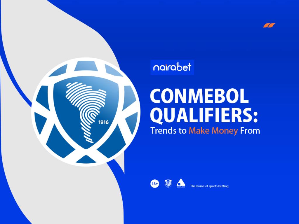 CONMEBOL Qualifiers: