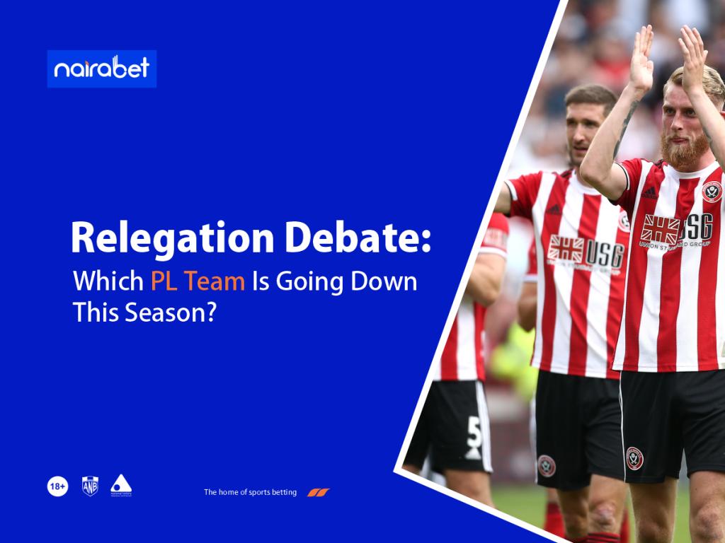 Bet on teams to be relegated free sports arbitrage betting calculators