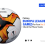 Europa League Games