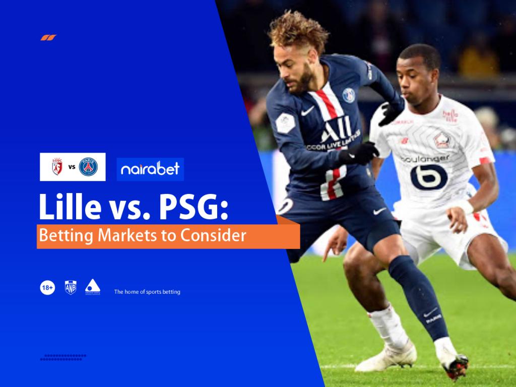 Lille vs. PSG