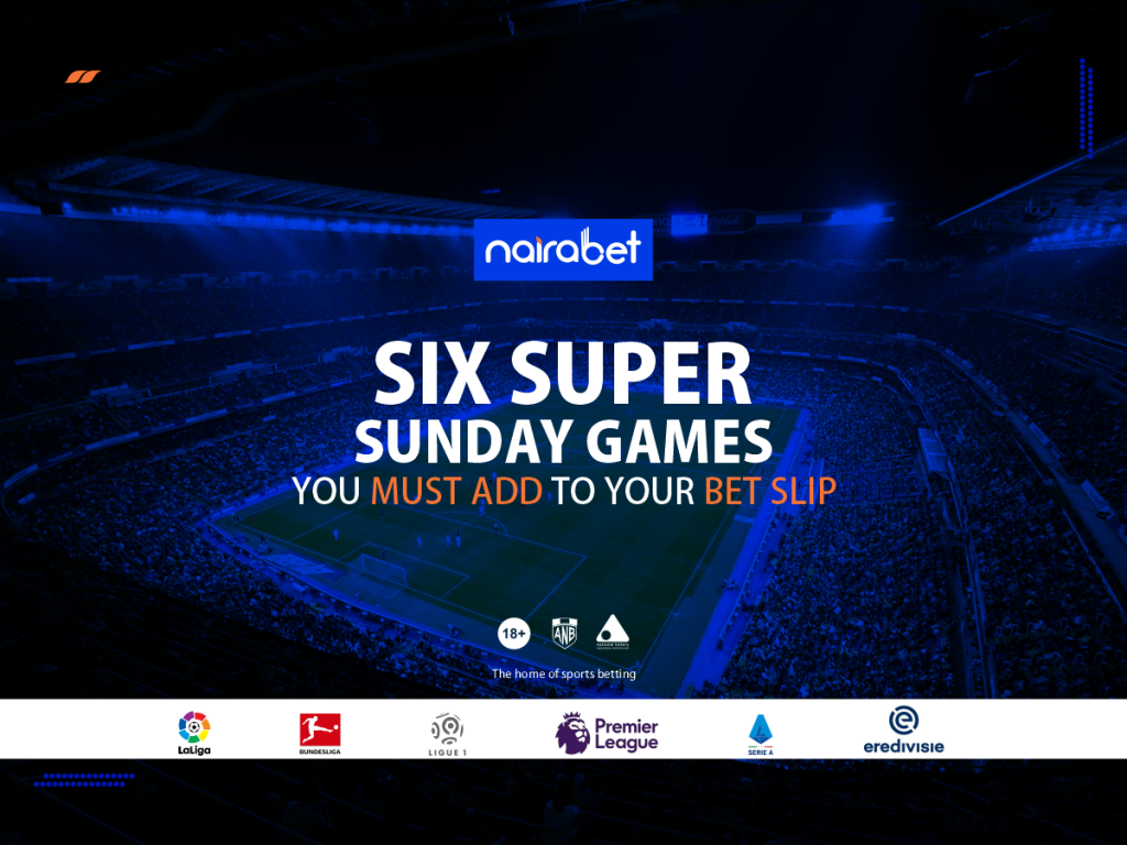 Super Sunday Games