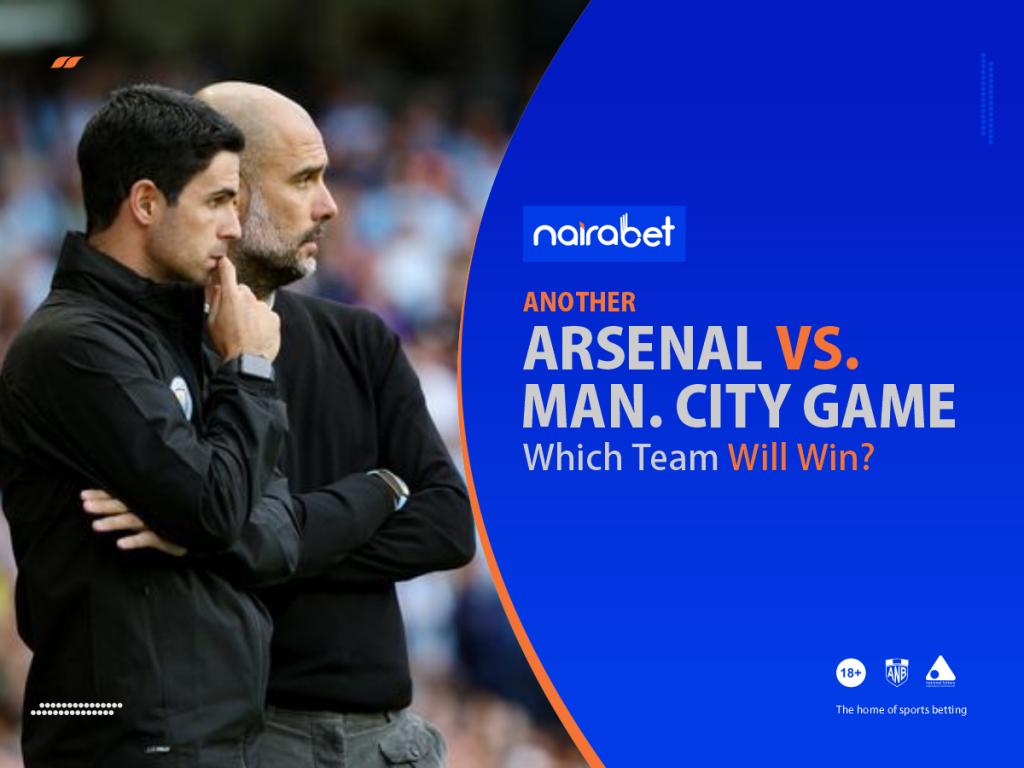 Arsenal vs. Man. City