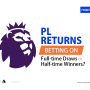 PL returns betting