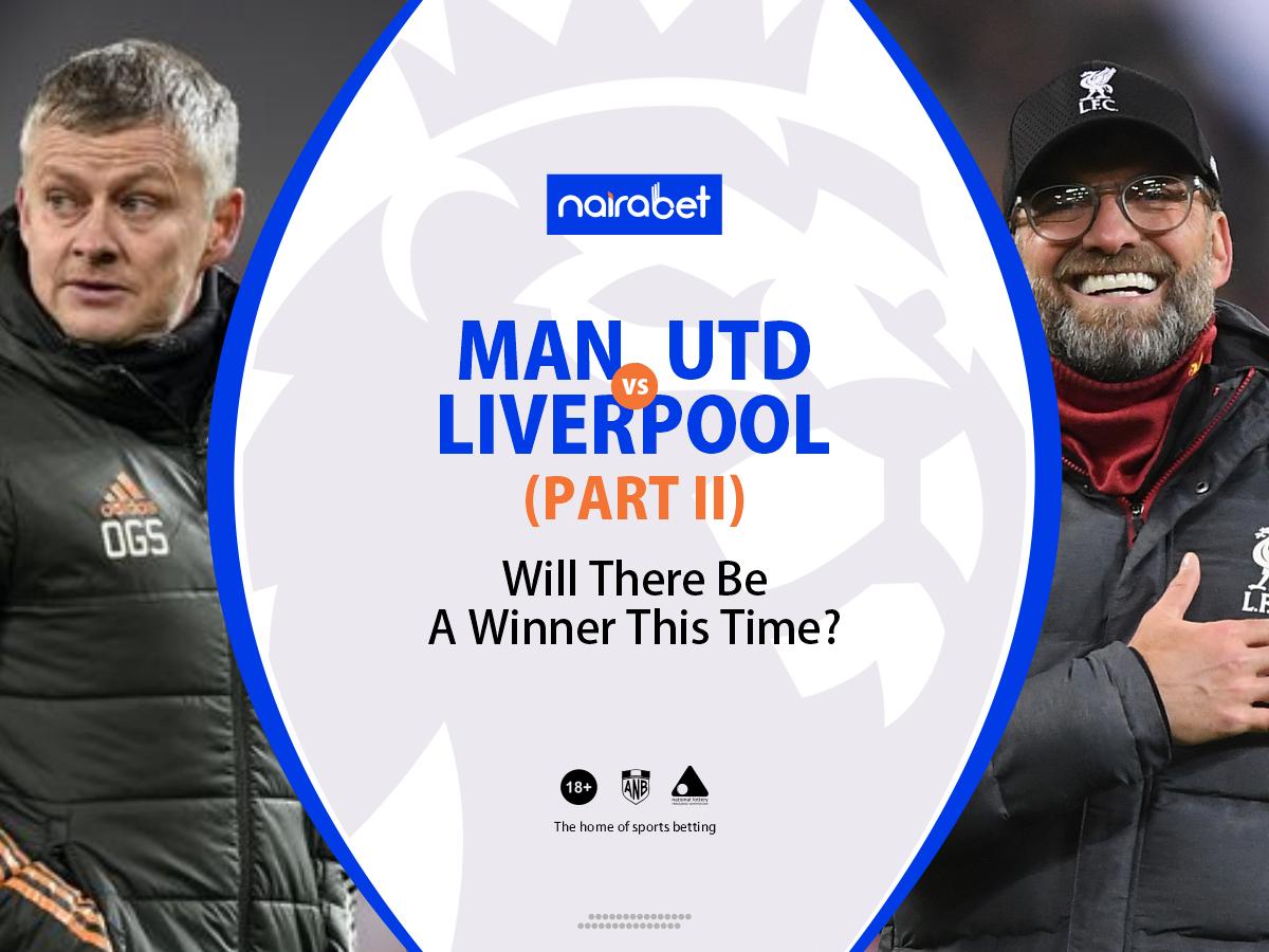 Man. Utd vs Liverpool