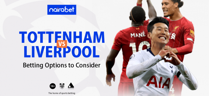 Tottenham vs. Liverpool: