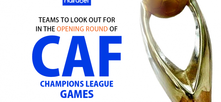 Opening Round of CAF Champions League Games