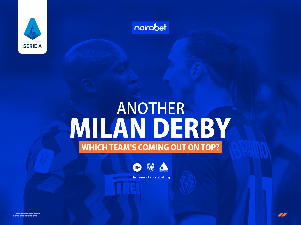Another Milan Derby