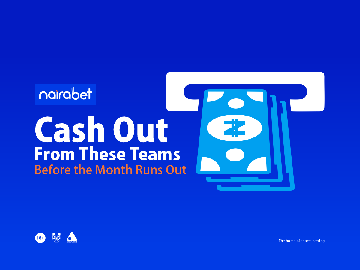 Cash Out From These Teams