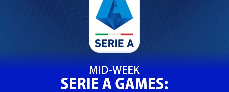 Mid-week Serie A Games