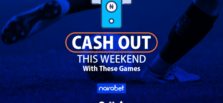 Cash Out This Weekend